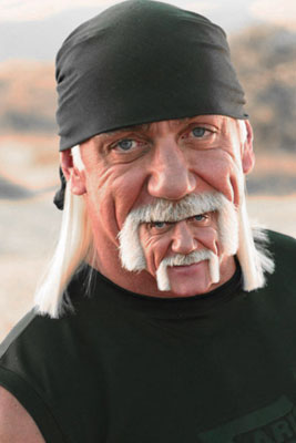 Thug-playing actor Hulk Hogan?