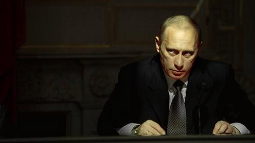 Unstoppable Russian leader Vladimir Putin?