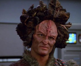 Deeply lame Kazon from Star Trek: Voyager?