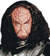 To-be-oustered-in-the-far-future Klingon Chancellor Gowron?