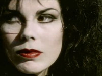 """Patricia Morrision of """"Floodland""""-era Sisters of Mercy; and…"""